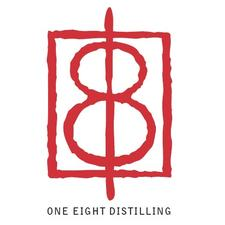 One Eight Distilling logo