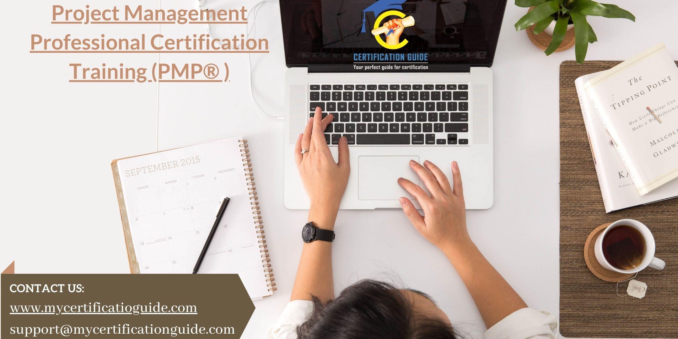 PMP Certification Training in Edmonton, AB