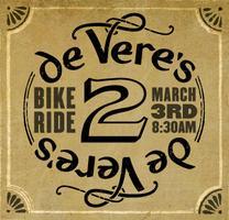 de Vere's 2 de Vere's Bike Ride