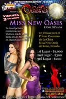 Concurso Miss New Oasis
