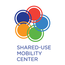 Shared-Use Mobility Center logo