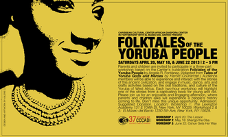 Folktales of the Yoruba People |  Workshop 1: The...