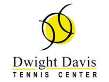 Dwight Davis Tennis Center logo