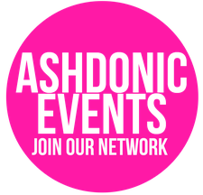 Ashdonic Events  logo