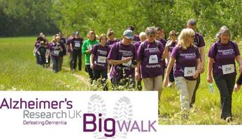 Alzheimer's Research UK Big Walk Nottinghamshire 2013