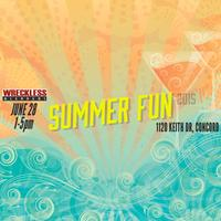 Summer Fun with the Wreckless Blenders 2015 (SF BAY...