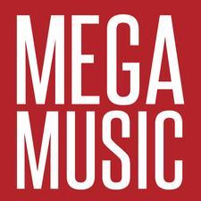 Mega Music logo