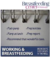 Working & Breastfeeding