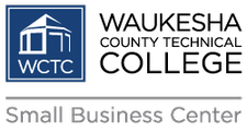 WCTC Small Business Center logo
