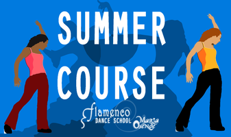 JULY FLAMENCO SUMMER COURSE 2015