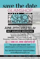 GlamShop™ presents: Fashion, Beauty and Fun-The Hollywood...
