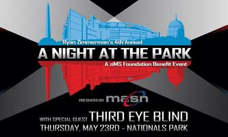 "Ryan Zimmerman's 4th Annual ""A Night At The Park"" with..."