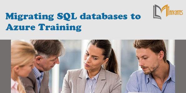 Migrating SQL databases to Azure 1Day Training in Regina