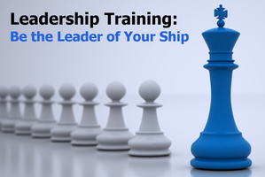 Leadership Training: Be the Leader of Your Ship