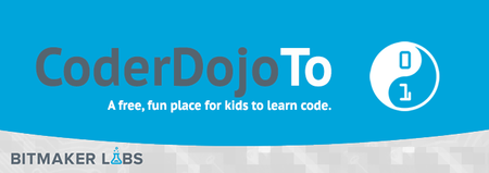 CoderDojo Toronto - Monthly Code Club (Ages 8-17)