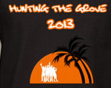 Hunting The Grove 2013: A Bar Crawl Scavenger Hunt...
