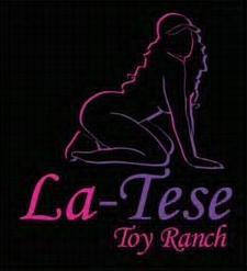 La-Tese Toy Ranch logo