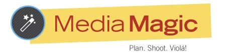 Media Magic - Video Shoot - Apr. 24