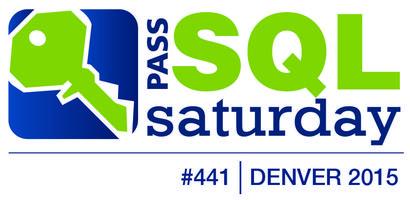 SQLSaturday #441 Denver Pre-Con - Analyzing &...