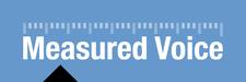 Measured Voice logo