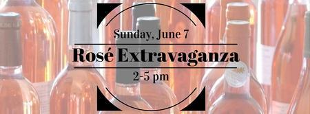 2nd Annual Rosé Tasting Extravaganza