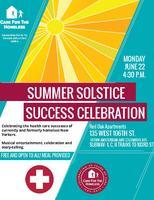 Summer Solstice Success Celebration