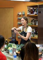 Vegan Cheese making with Healthy Eating Specialist Step...