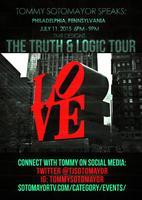 Tommy Sotomayor Speaks ~ Truth & Logic A Fatherless...