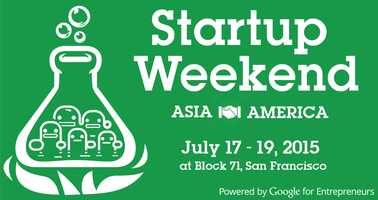 Startup Weekend San Francisco: Asia - America