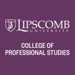 Lipscomb University College of Professional Studies logo