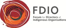 Forum for Directors of Indigenous Organisations (FDIO) logo