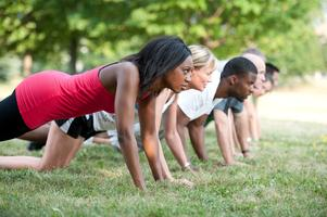 Group Workout - 7/1