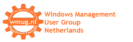 Windows Management User Group Netherlands Meeting