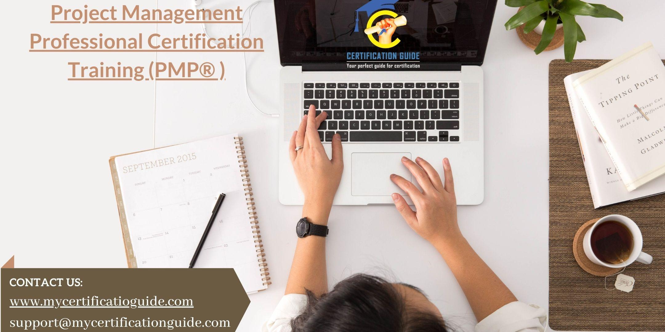 PMP Certification Training in Montreal, QC