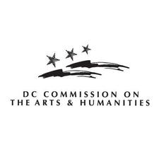 DC Commission on the Arts and Humanities (CAH) logo