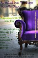 Revolution Vintage Pop-Up Shop