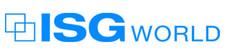 ISG World logo