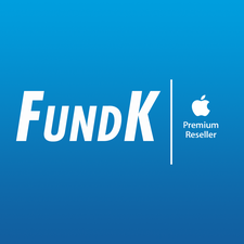 FundK Apple Premium Reseller logo