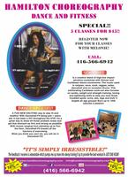 DANCEHALL-FIT&SOCACIZE with Melonie