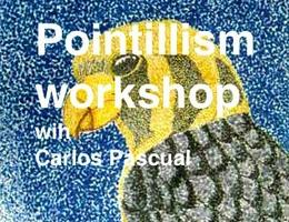 Art Workshops  - Puntillismo/Pointillism