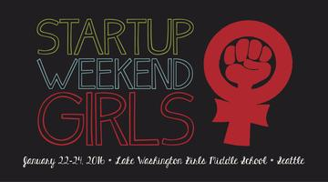 Startup Weekend GIRLS!