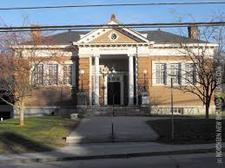 Brown Public Library  logo