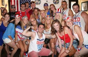 Red, White and Brew with Crawl In Boston