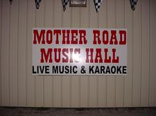 Mother Road Music Hall logo