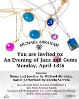 Jazz and Gems - NYC Penthouse Event