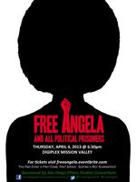 Sneak Preview FREE ANGELA AND ALL POLITICAL PRISONERS