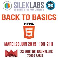 Atelier Back to Basics HTML5