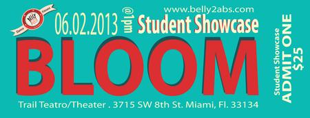 BLOOM Student & Teacher Showcase