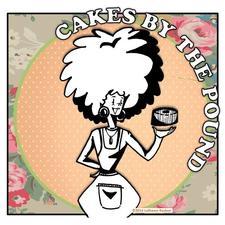 Cakes by the POUND Bay Area, LaShawn Raybon logo