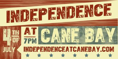 Independence at Cane Bay 2015